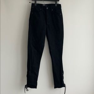 CITIZENS OF HUMANITY cute black jeans